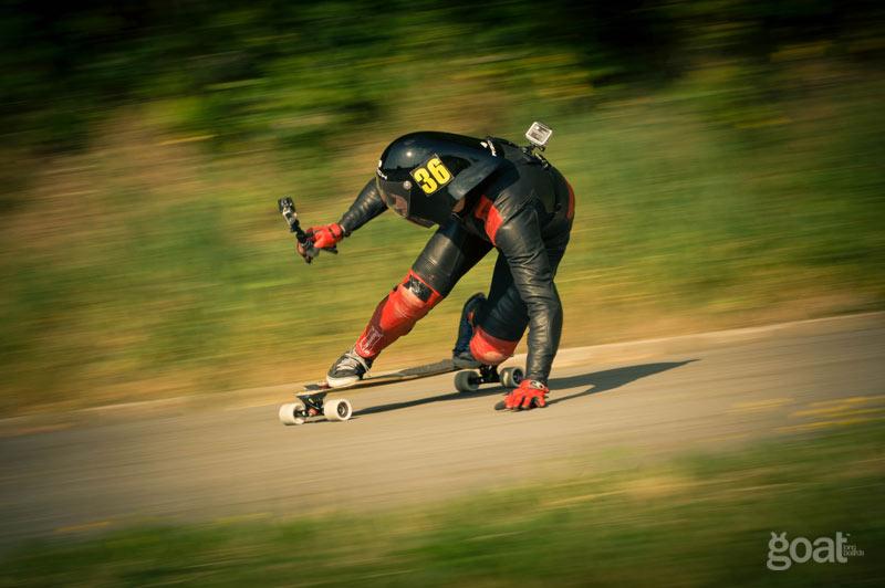 matthias ebel campeón de la competicion downhill almabtrieb eurotour 2013