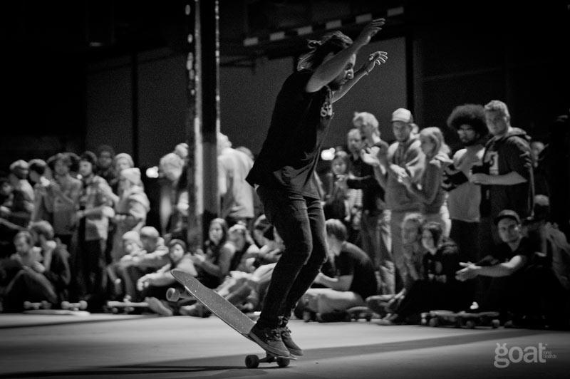 rafa ordovas eindhoven compitiendo en so you can longboard dance