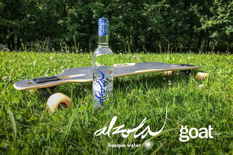 el agua alzola basque water y goatlongboards unidos por el deporte