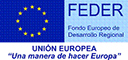 Certificado Feder - Union Europea