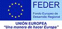Certificado Feder - Union Europea