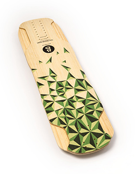 Tabla Thor Hammer Green - Modelo de tablas - Goat Longboards