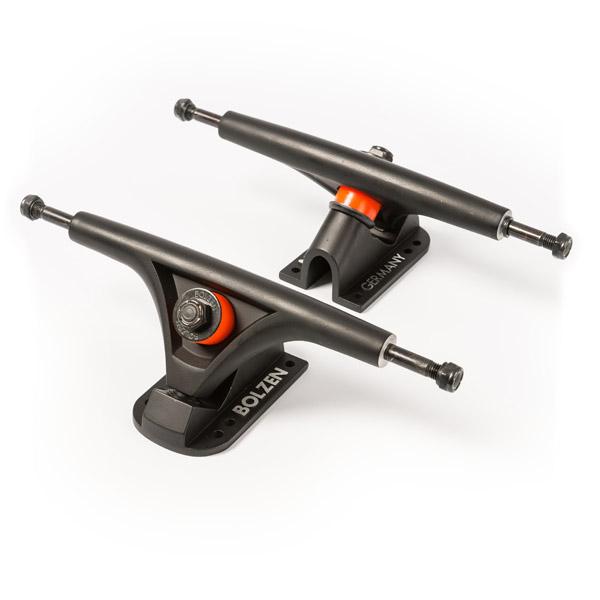 Modelo Eje - Bolzen 180mm 50º Black - Goat Longboards
