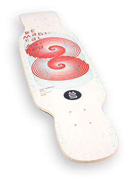 Tabla Aurea - Modelo de tablas - Goat Longboards
