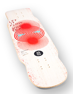 Tabla Vortex - Modelo de tablas - Goat Longboards