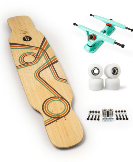 goat soul longboard freestyle set up recomendado goatlongboards