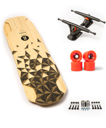 thor hammer top longboard downhill set up recomendado goatlongboards