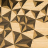 detalle acabado tabla downhill longboard bamboo thor hammer