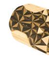 detalle tabla downhill feestyle longboard bamboo thor hammer goatlongboards