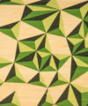 detalle grafico freeride longboard bamboo thor hammer green
