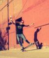 sergio valdehita dancing longboard bamboo uzume lija