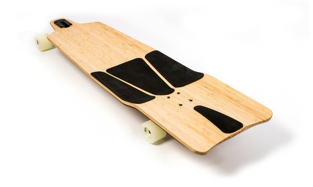 buttboard downhill bamboo hare