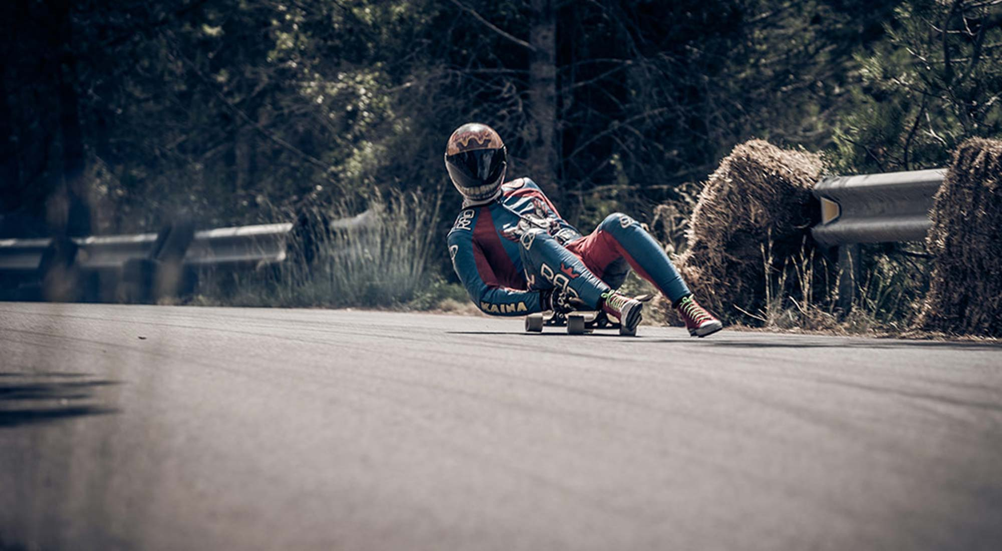 mikel echegaray downhill buttboard bamboo hare