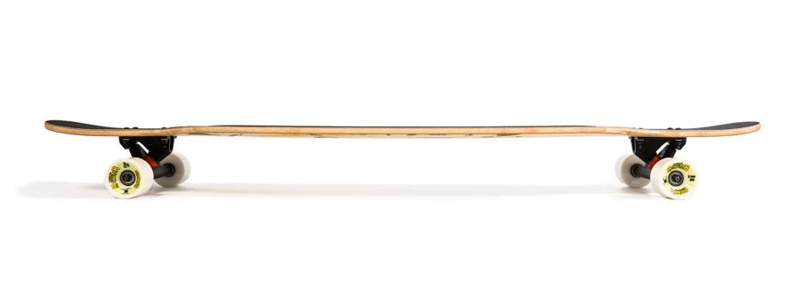 camber tabla dancing carving uzume montada perfil
