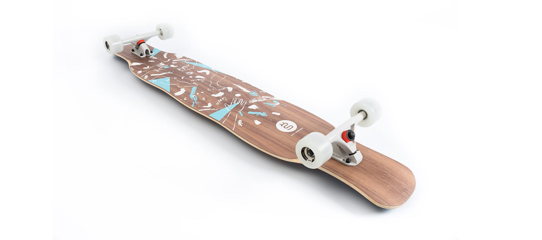 Goat Uzume Amgreat Edition Tabla Longboard Dancing